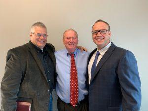 Pastor, Jeff, Bro. Mark